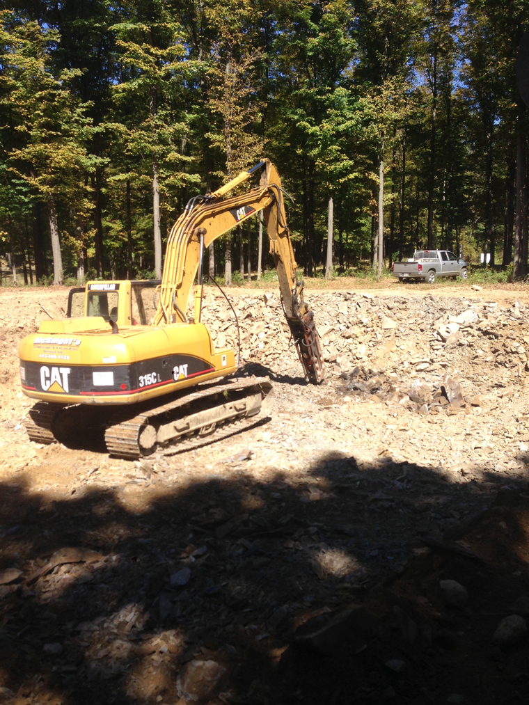 Berkshire County Excavation Service